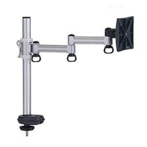 【FOGIM】穿桌懸臂式液晶螢幕支架(單螢幕)終身保固-TKLA-5082C4-S-A