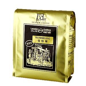 【力代】商用曼特寧咖啡豆*3包/ (400g/包)