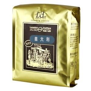 【力代】商用義大利咖啡豆*3包/ (400g/包)