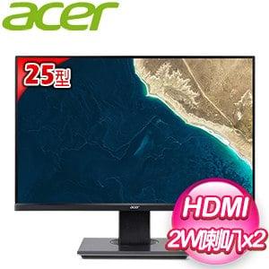ACER 宏碁 BW257 25型 IPS 無邊框螢幕