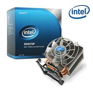 Intel XTS100H CPU散熱風扇(LGA1156/1155/1151/1150腳位適用)
