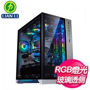 LIAN LI 聯力【PC-O11D XL ROG Certified】E-ATX 透側電腦機殼《白》