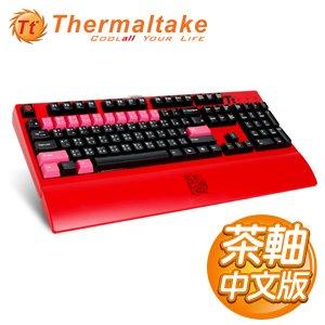 Thermaltake 曜越 MEKA G1 拓荒者 茶軸機械式鍵盤《PRIME TEAM限量版》