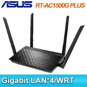 ASUS 華碩 RT-AC1500G PLUS 無線分享器(RT-AC1500G+)