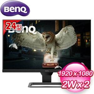 BenQ 明基 EW2480 24型 光智慧護眼螢幕