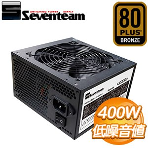 Seventeam 七盟 ST-400PLS 400W 銅牌 電源供應器(3年保)