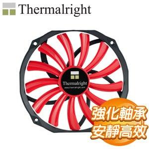 Thermalright 利民 TY-14013R 14公分 PWM風扇