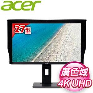 ACER 宏碁 BM270 27型 IPS 4K廣色域專業電腦螢幕
