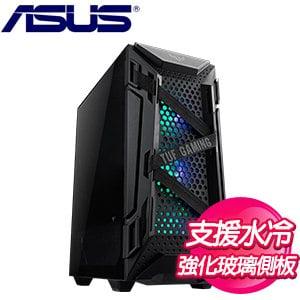 ASUS 華碩 TUF Gaming GT301 玻璃透側 ATX電腦機殼