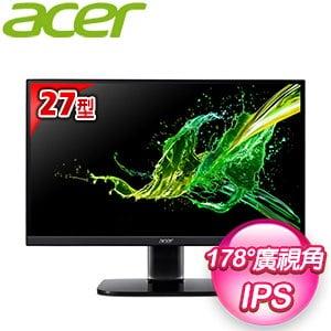 ACER 宏碁 KA272 bi 27型 IPS窄邊框螢幕