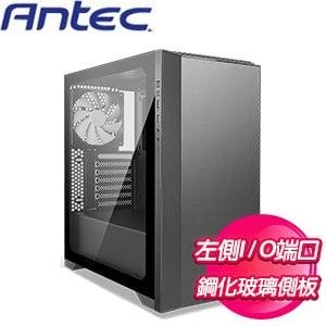 Antec 安鈦克【P82 Flow】玻璃透側 ATX電腦機殼《黑》