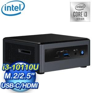 INTEL NUC10i3FNH NUC kit mini PC 迷你準系統電腦