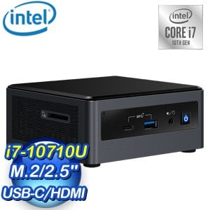 INTEL NUC10i7FNH NUC kit mini PC 迷你準系統電腦