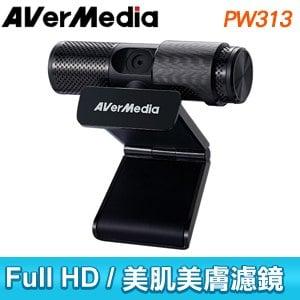 圓剛 PW313 高畫質直播網路攝影機