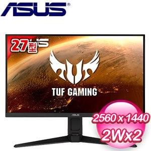 ASUS 華碩 TUF GAMING VG27AQL1A 27型 電競螢幕