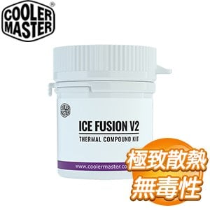 Cooler Master 酷碼 Ice Fusion V2 新酷碼涼膏(40g)