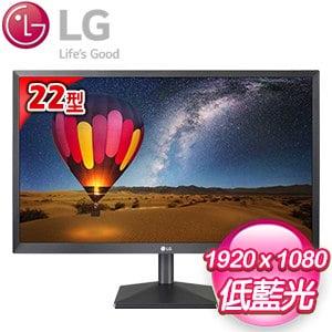 LG 樂金 22MN430M-B 22型 AH-IPS專業液晶螢幕