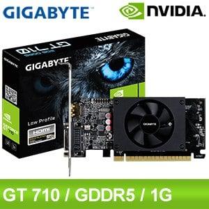 Gigabyte 技嘉 GT710 D5 1G 顯示卡