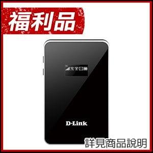 福利品》D-Link DWR-933 4G LTE可攜式無線路由器