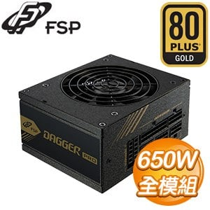 FSP 全漢 金鋼彈 650W 金牌 全模組 SFX電源供應器(7年保2年換新) SDA2-650