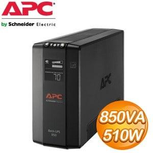 APC Back-UPS Pro 850VA 在線互動式不斷電系統 (BX850M-TW)