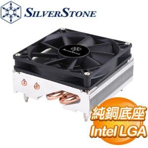 SilverStone 銀欣 SST-AR11 CPU 下吹式散熱器(高47) 相容Intel
