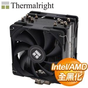 Thermalright 利民 Assassin King 120 PLUS 刺靈王 120 PLUS CPU散熱器(雙風扇/高154mm)