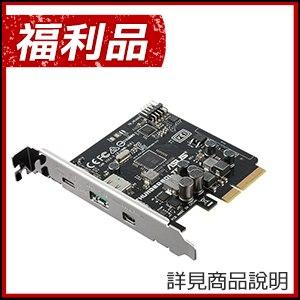 福利品》ASUS 華碩 ThunderboltEX 3 擴充卡(A)
