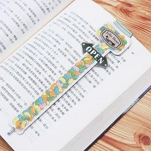 【OSHI歐士】指標書籤筆 - 雷根糖