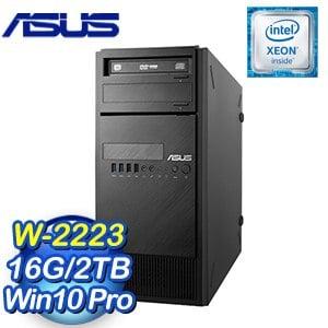 ASUS 華碩 WS880T工作站電腦 (W-2223/16G/2TB/W10P) 90SF00C1-M04370