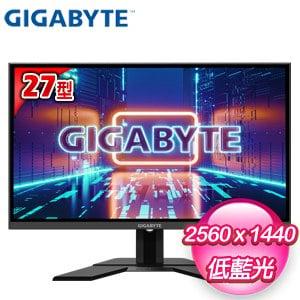 Gigabyte 技嘉 G27Q 27型 144Hz 1ms 2K 電競螢幕