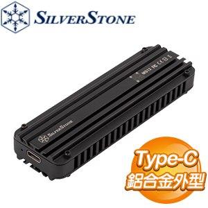 SilverStone 銀欣 MS12 Type-C 轉 NVMe M.2 SSD 外接盒