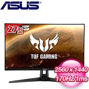 ASUS 華碩 TUF Gaming VG27AQ1A 27型 170Hz 電競螢幕