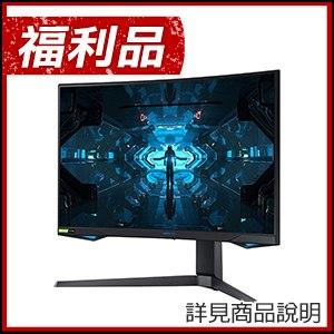 福利品》Samsung 三星 C27G75TQSC 27型 VA曲面電競螢幕