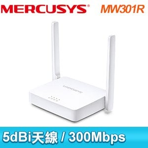 Mercusys 水星網路 MW301R 300Mbps 無線N 路由器