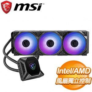 MSI 微星 MPG Core Liquid K360 ARGB水冷散熱器