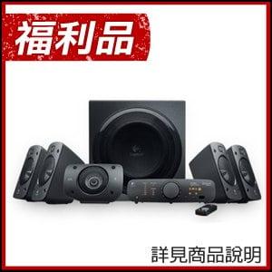 福利品》Logitech 羅技 Z906 5.1聲道音箱系統
