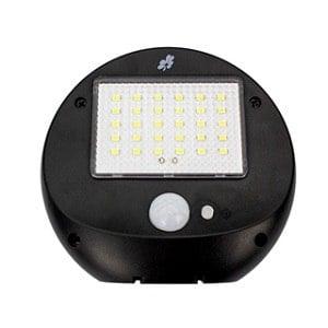 【ATake】ALUCKY 太陽能人體感應壁燈(圓形)