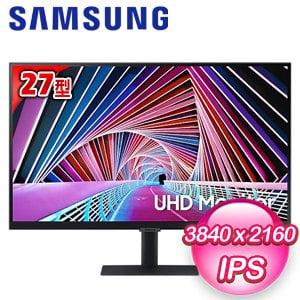 Samsung 三星 S27A700NWC 27型 4K IPS顯示器螢幕