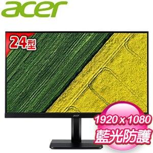 ACER 宏碁 KA241Y 24型 廣視角 護眼螢幕