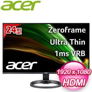 ACER 宏碁 R242Y 24型 IPS 廣視角螢幕
