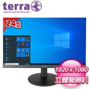 terra 德國沃特曼 2448W 24型 IPS不閃屏廣視角螢幕《五年保》
