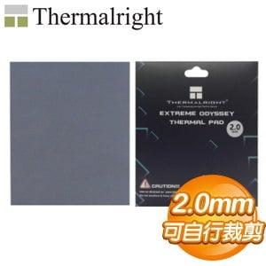 Thermalright 利民 ODYSSEY THERMAL PAD 120x120x2.0mm 導熱片