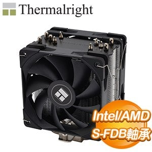 Thermalright 利民 Assassin King 120 Plus 逆重力AGHP版 刺靈王雙風扇CPU散熱器(高15.4)