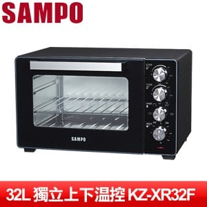 SAMPO 聲寶 32L雙溫控旋風電烤箱 KZ-XR32F