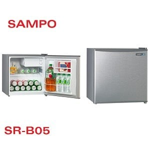 SAMPO 聲寶 47L二級能效單門冰箱 SR-B05