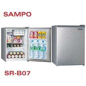 SAMPO 聲寶 71L二級能效單門小冰箱 SR-B07