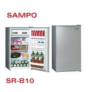 SAMPO 聲寶 95L一級能效獨享系列單門小冰箱 SR-B10
