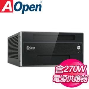 AOPEN 建碁 S152DT+270W 黑 Mini-ITX機殼