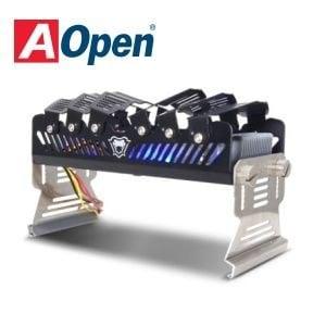 AOPEN 建碁 =Nagas遊戲系列= AMM-520 記憶體散熱器 DDR2 / DDR3 通用